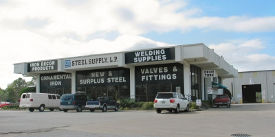 Steel Supply building on Telephone Road on the South Location.