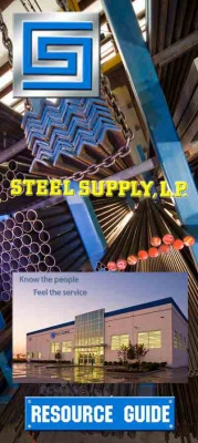 Steel Supply Resource Guide Cover