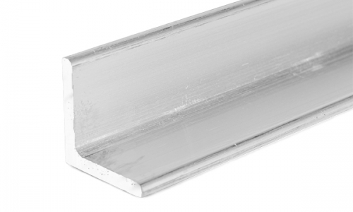 Aluminum Angle 1 1/2 inch by 1 1/2 inch and 3/16