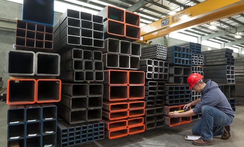 Structural Steel In Houston Tx Steel Supply L P