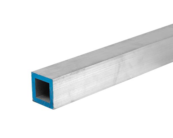 2 inch quarter wall aluminum square tubing