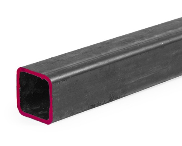 2 inch carbon steel square tubing