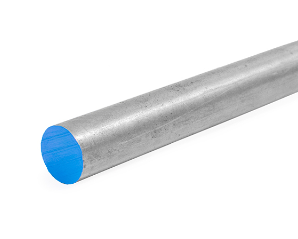 2 inch diameter cold rolled steel round bar that is 20 feet long