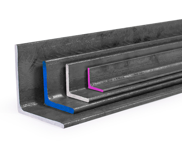 Four different sizes of Angle Bars.