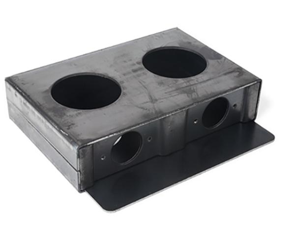 DBL Hole Lock Box