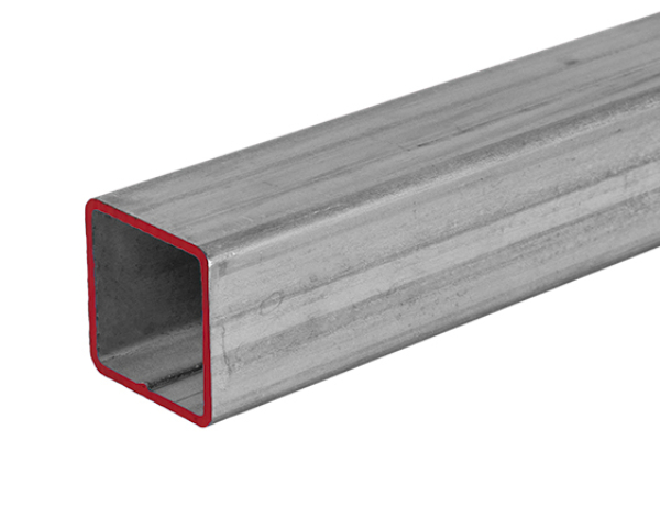 2 inch 304 stainless steel square tubing with 1/4 inch wall thickness