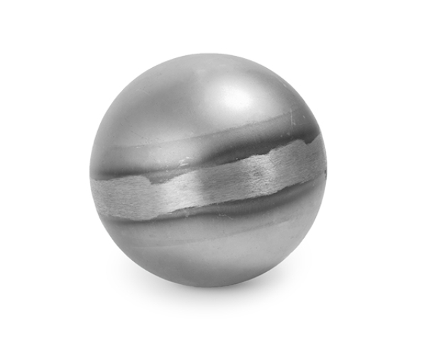 Hollow Steel Spheres made out of Stamped steel.