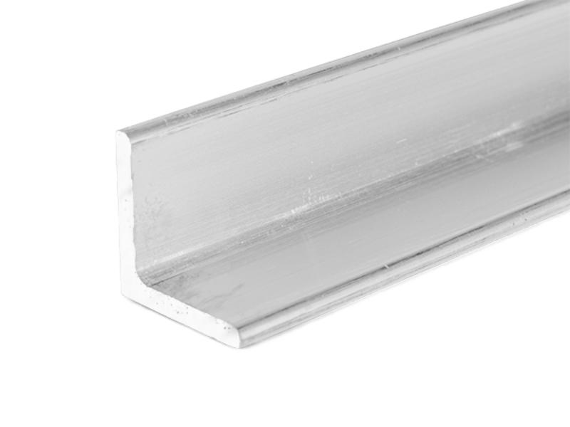 Aluminum Angle 188 x 1 x 1 inch