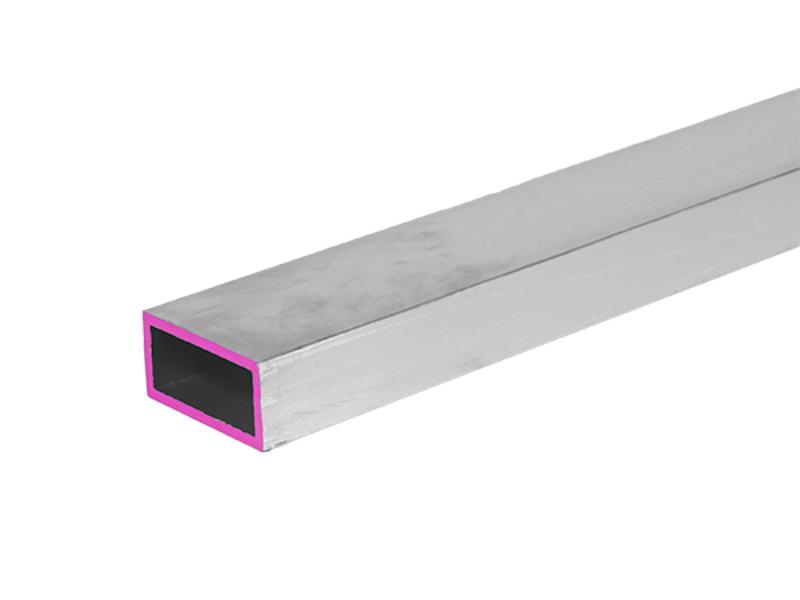 Aluminum Rectangular Tubing 2 00 inch by 1 inch