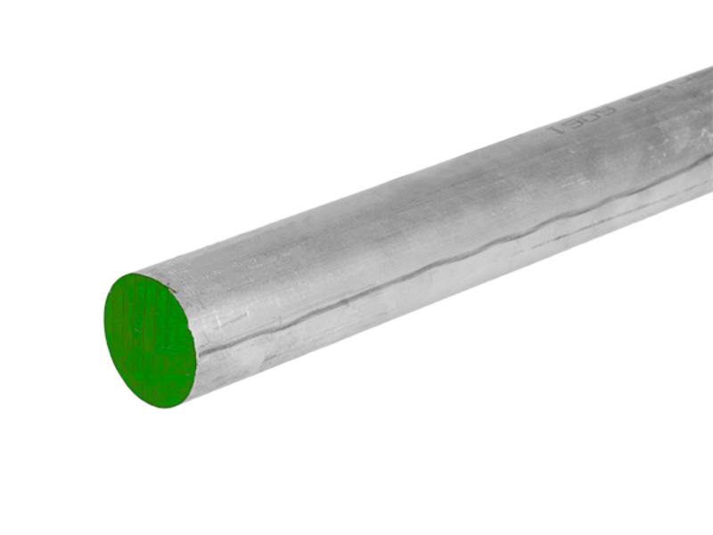 Aluminum Round 1
