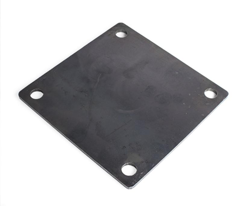 Base Plate 8 x 8 x 0 25 Inch