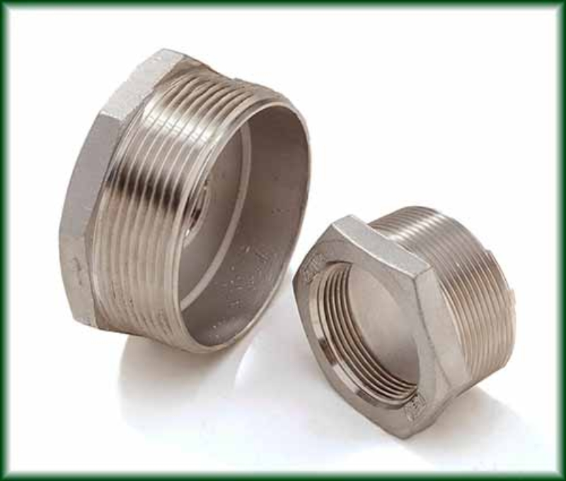 Cast Stainless Hex Bushings