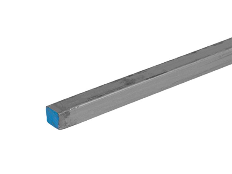 Cold Drawn Steel Square Bar 875 inch