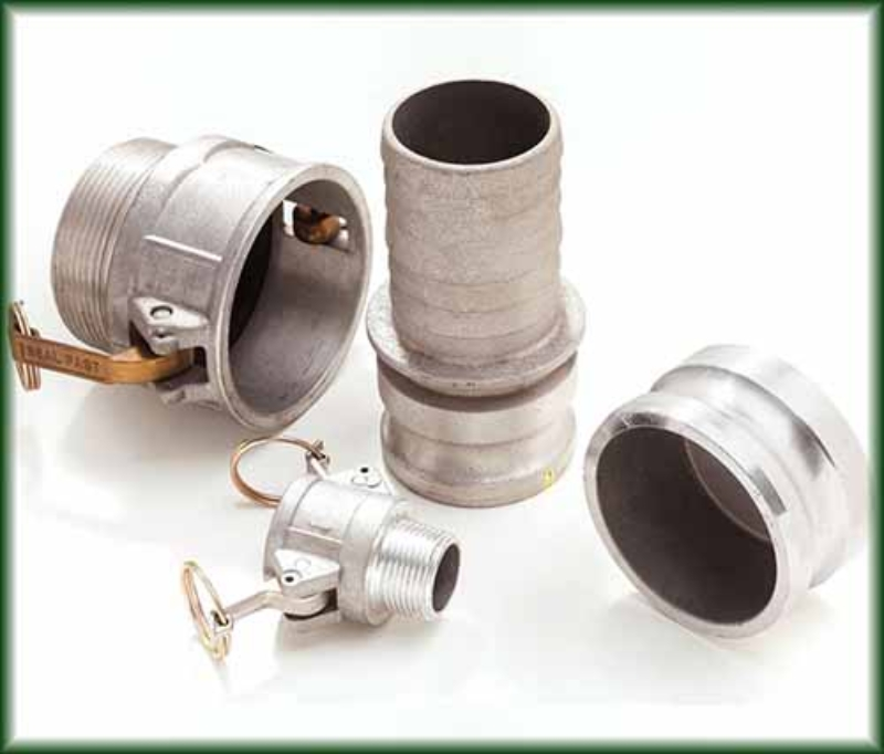Pipe Fittings Cam and Groove Couplings