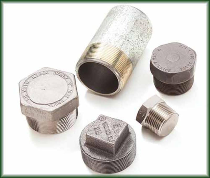 Pipe Fittings Plugs