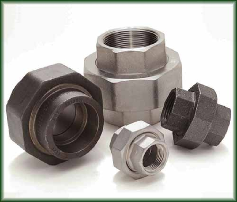 Pipe Fittings Unions