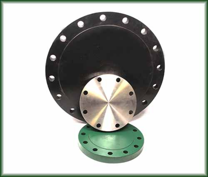 Pipe fittings Blind Flanges