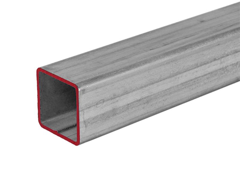 Stainless Steel Square Tubing 2 00 inch x 120 inch