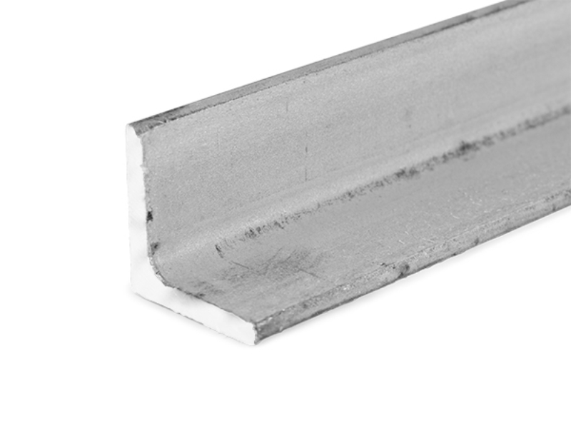 Stainless T304 Steel Angle 188 x 1 25 x 1 25 inch