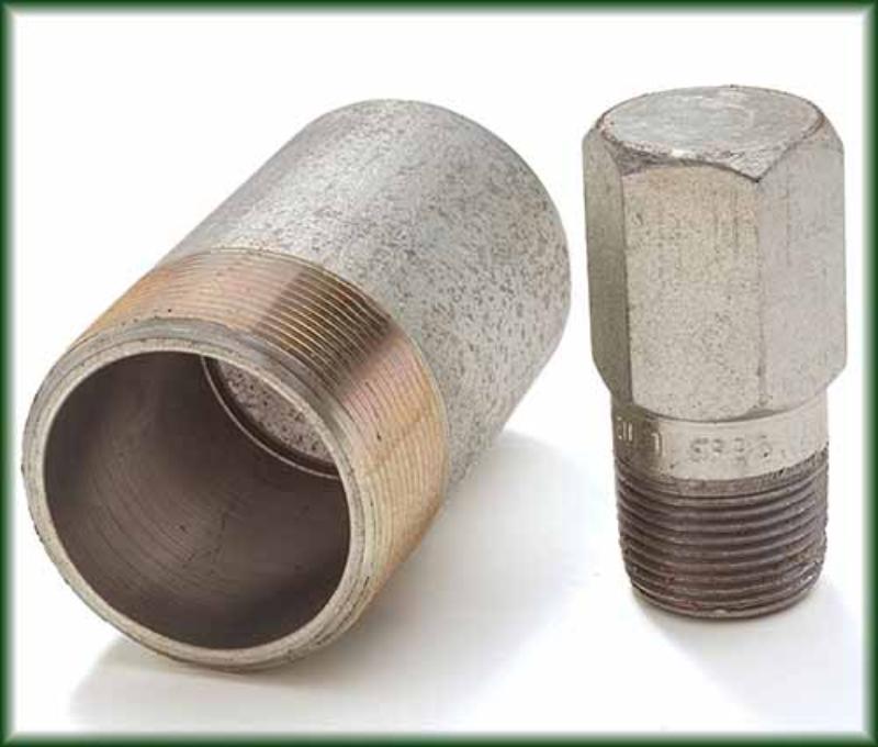 Steel Bull Plugs