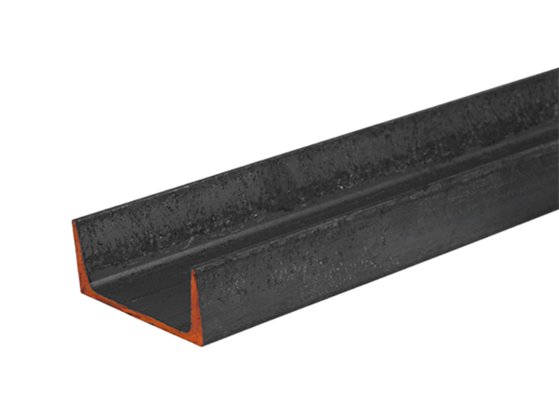 Steel Channel 4 inch by 4 5 pounds per foot