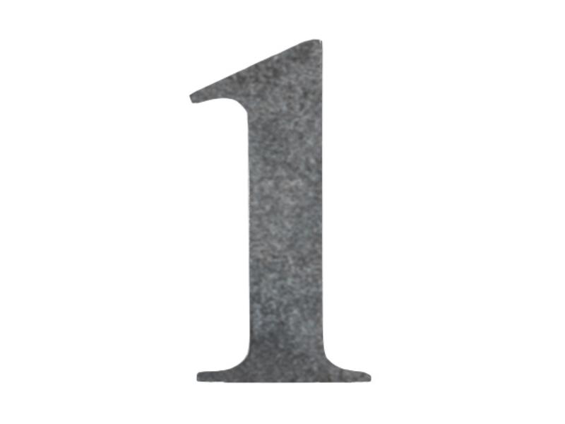 Steel number 1