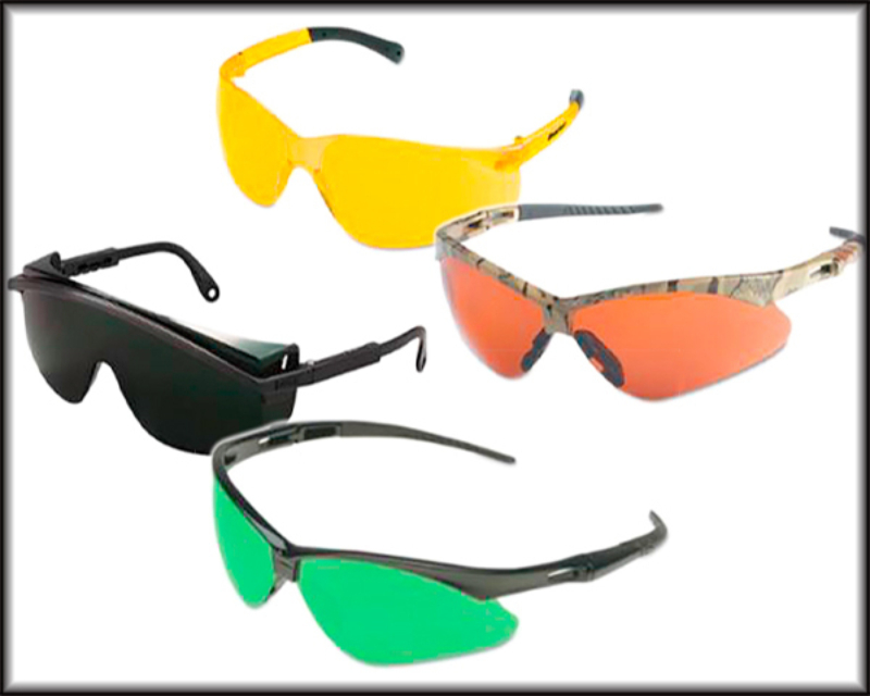 Eye protection subcategory