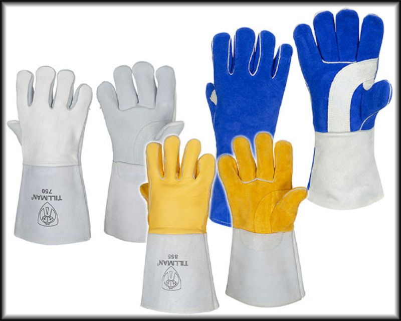 Welding protection subcategory