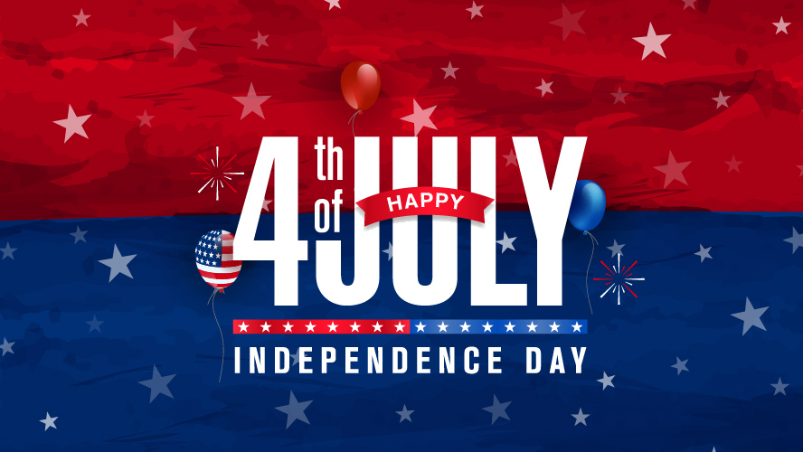 4th of July 2020 Email
