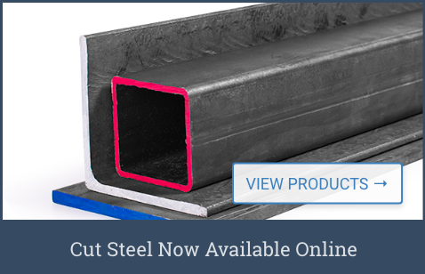 Cut Steel Now Available Online - View Products