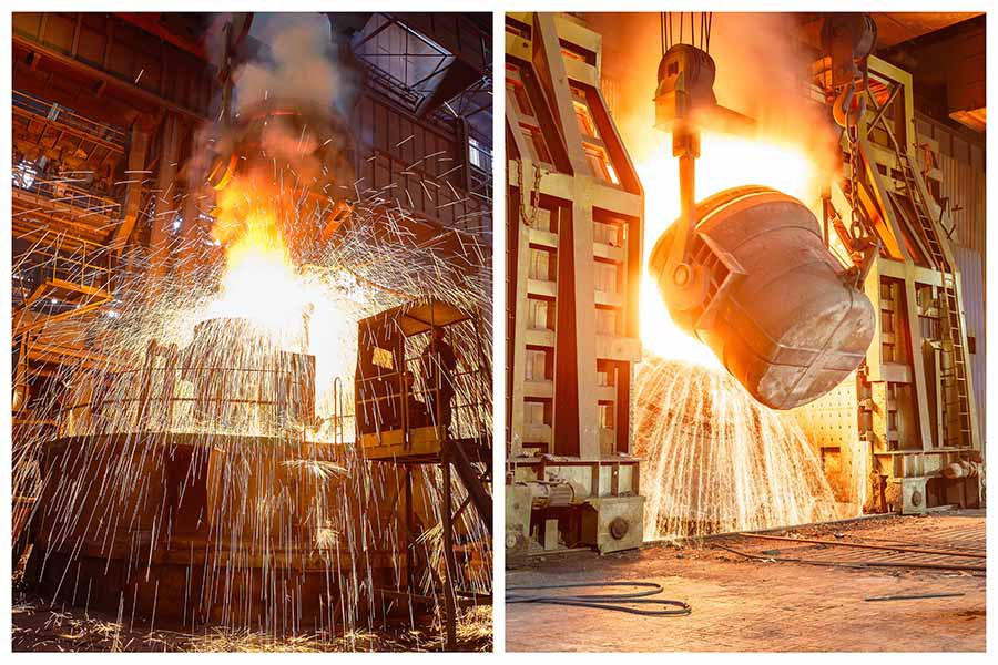 Electric Arc Furnace and the Blast Furnace