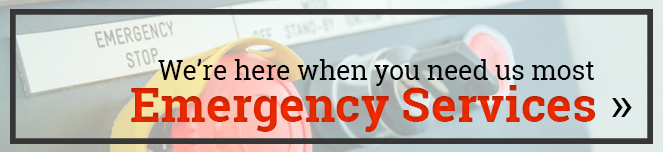 After Hours Emergency Contact. We'll get you what you need when you need it.