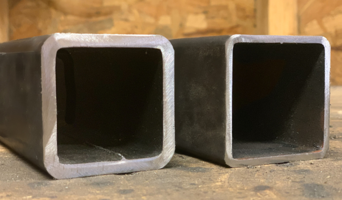 Square Tubing Wall Thickness
