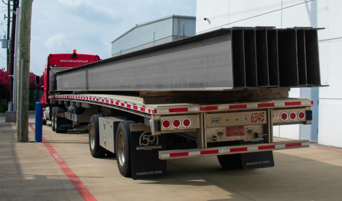Tilting Truck