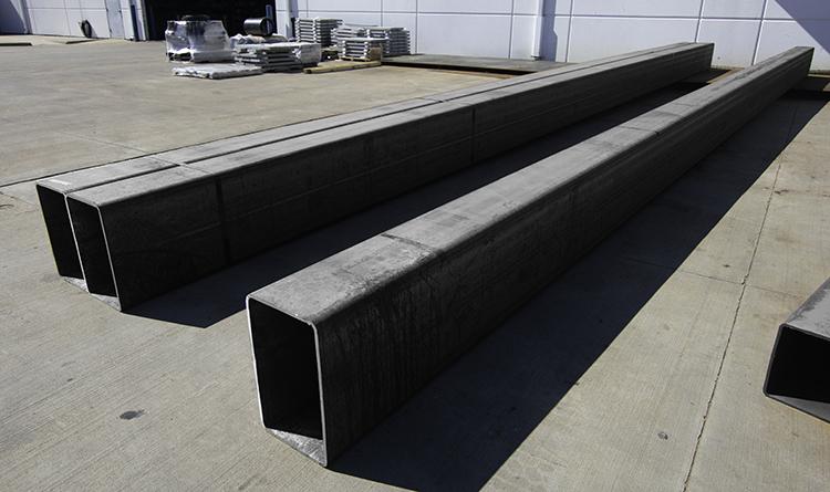 Big rectangular tubing 1