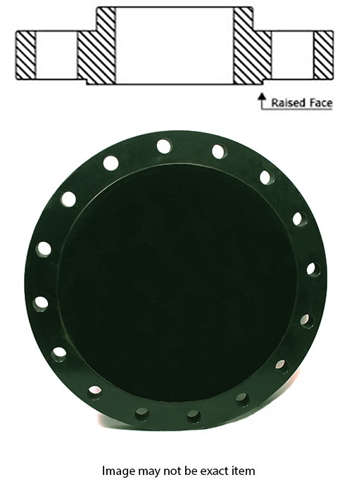24 0 150 Rf Blind Flange Steel Supply L P