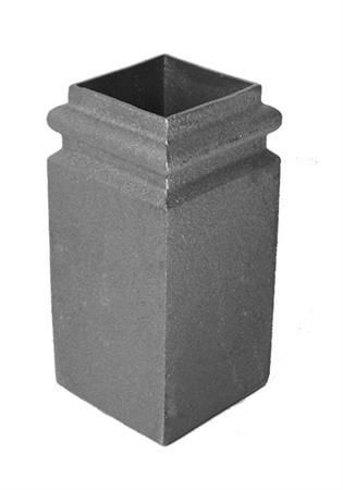 Cast iron post-casting, 3 inch