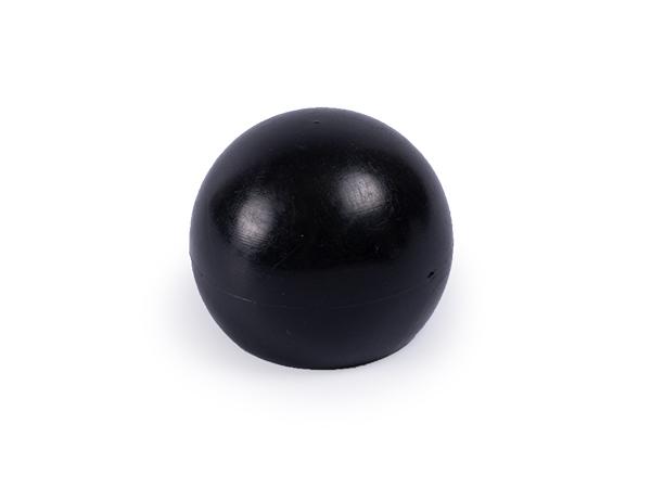 Plastic, .5 inch ball