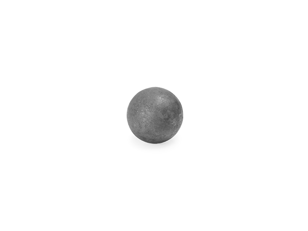 Solid smooth sphere 1 inch