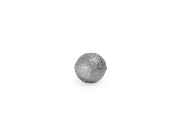 Sphere with seam