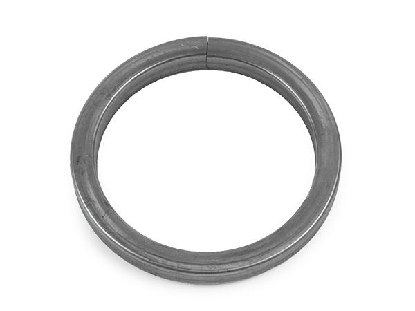 Steel tubing circle