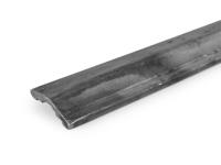 Molded cap rail