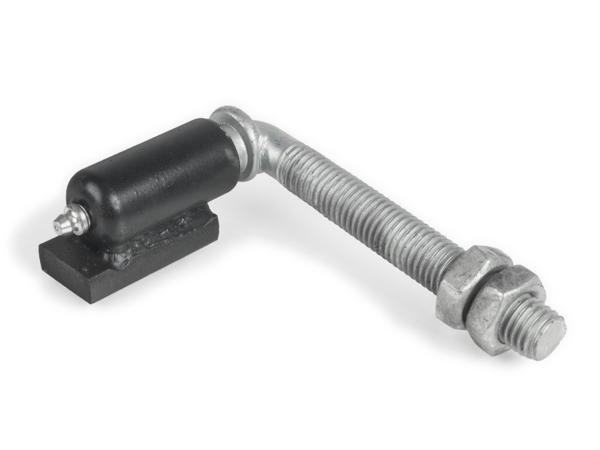 Adjustable barrel hinge, 5inch USA pair