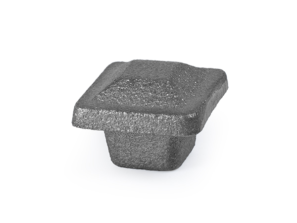 Cast iron, 4 sided plug for 1 inch