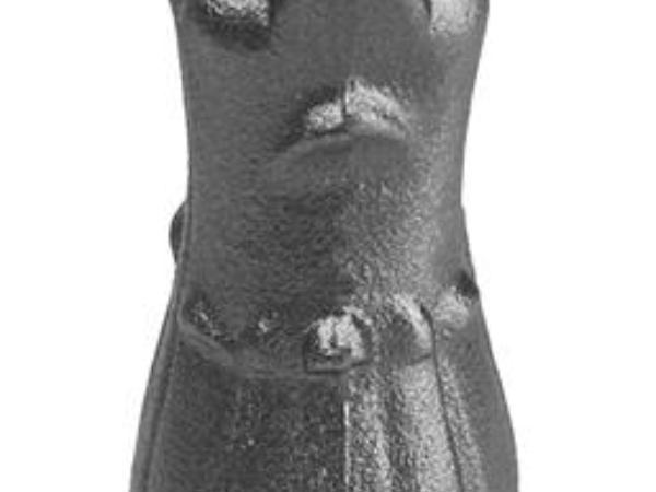 Cast iron tulip collar, .75 inch