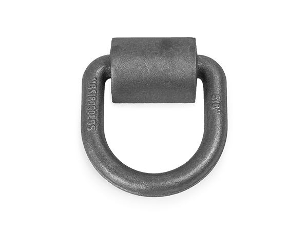 D-ring .675 x 4.25 x 4.25 inches