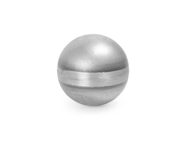 Hollow steel sphere 4 inch