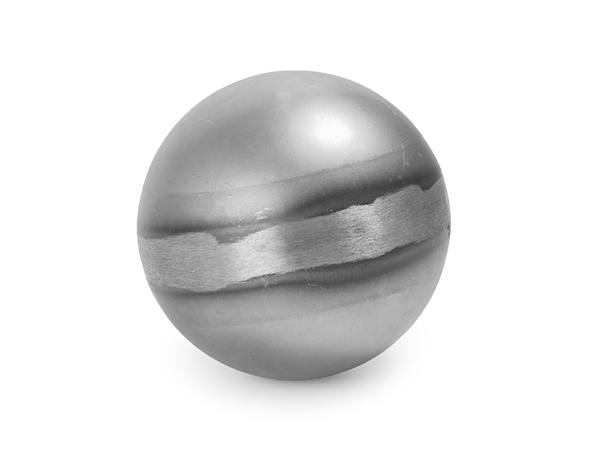 Hollow steel sphere 6 inch