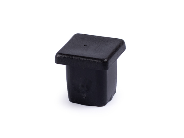 Plastic plug, 5 inch, 16ga