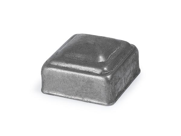 Pressed steel cap, 1.25 inch